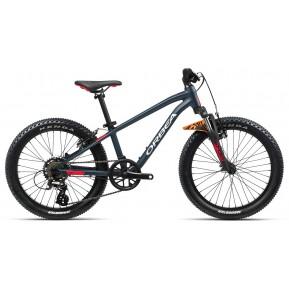 """Велосипед детский 20"""" Orbea MX 20 XC 2021 blue-red Фото №1"""