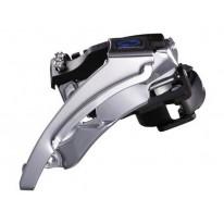 Переключатель передний Shimano ALTUS FD-M310, Top-Swing, 34.9/31,8мм, универс. тяга, для 42/48зуб