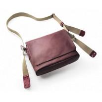 Наплечная сумка BROOKS PADDINGTON chianti/maroon