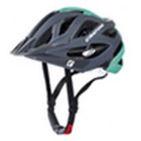 Велошлем  Cratoni Miuro серый/зеленый, размер L/XL (58-62 см)