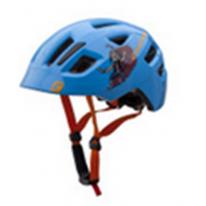 "Велошлем  детский Maxter голубой ""пират"" размер XS-S (46-51 см)"