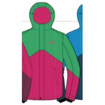 Детская куртка Hannah Paola JR raspberry sorbet/blarney 128