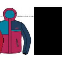 Детская куртка Hannah Timur Jr Jazzy/caribbean sea 128