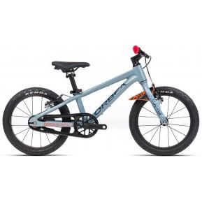 "Велосипед детский 16"" Orbea MX 16 2021 blue grey Фото №1"