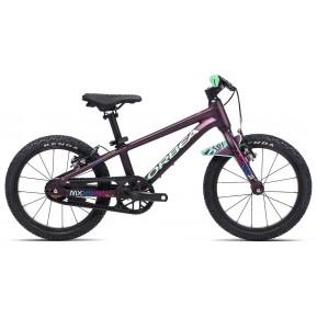 "Велосипед детский 16"" Orbea MX 16 2021 purple-matte Фото №1"