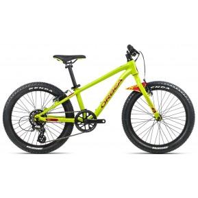 "Велосипед детский 20"" Orbea MX Dirt 20 2021 lime Фото №1"