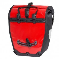 Ortlieb Гермосумка велосипедная Back-Roller Classic red-black 20 л