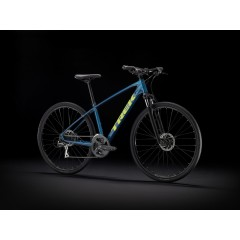 "Велосипед 28"" Trek-2021 DUAL SPORT 2 Blue"