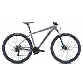 Велосипед 27.5'' Fuji Nevada 1.9 2021  Satin Graphite Фото №1