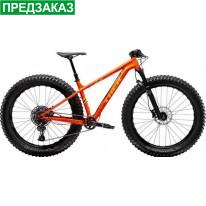 Фэтбайк велосипед Trek Farley 7 orange 2021