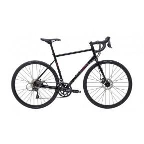 Велосипед  Commuting Marin NICASIO 2021 Gloss Black/Pink Фото №1