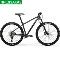 "Велосипед 27,5"" Merida BIG.SEVEN 300 SILK ANTHRACITE 2021"