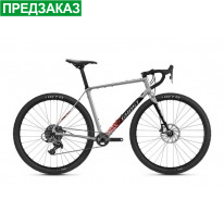 Велосипед Ghost Fire Road Rage Advance LC U SIL/BLK/RED 2021