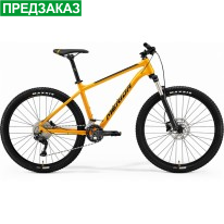 "Велосипед 27.5"" MERIDA BIG.SEVEN 300 помаранчевий 2021"