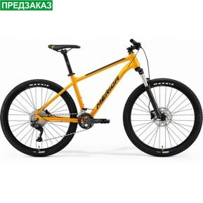 """Велосипед 27.5"""" MERIDA  BIG.SEVEN 300  ORANGE  2021 Фото №1"""