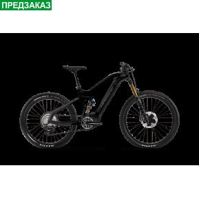 "Электровелосипед 29"" Haibike XDURO AllMtn 7.0 - 2021 black Фото №1"