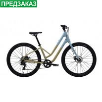 "Велосипед 27,5"" Marin STINSON 1 ST 2021 Gloss Maroon/Silver/Teal"