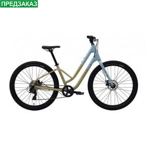 """Велосипед 27,5"""" Marin STINSON 1 ST 2021 Gloss Maroon/Silver/Teal Фото №1"""
