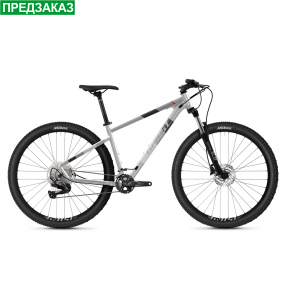 "Велосипед горный 27.5"" Ghost Kato Advanced , серый, 2021 Фото №1"