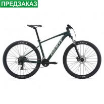 "Велосипед 27,5"" Giant Talon 4 green trekking  2021"