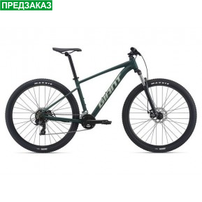 "Велосипед 27,5"" Giant Talon 4 green trekking  2021 Фото №1"
