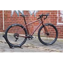 Велосипед  для туризма Kona Sutra ULTD 2021 touring (Gloss Prism Rust/Purple) - 2021