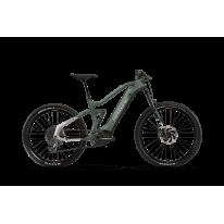 "Електровелосипед 27.5"" Haibike XDURO AllMtn 6.0 - 2021 grey"
