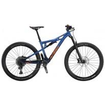Велосипед KTM Prowler 292 М/48 сине-оражевый- 2020