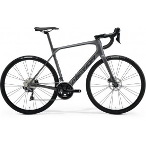 "Велосипед карбон 28"" MERIDA SCULTURA ENDURANCE 5000 2021 silk anthracite Ultegra Фото №1"