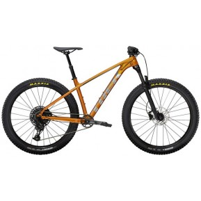 "Велосипед 27,5+"" Trek Roscoe 7 (оранжевый) - 2021 Фото №1"