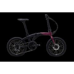 """Велосипед складной 20"""" Polygon Urbano 3  BLK (2021)"""