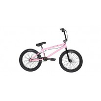 "Велосипед BMX 20"" KENCH pink Hi-Ten рама 20,75"""