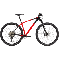 """Велосипед 29"""" Cannondale F-SI Carbon 3 2021 Red"""