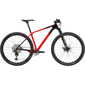 """Велосипед 29"""" Cannondale F-SI Carbon 3 2021 Red Фото №1"""
