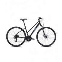 "Велосипед 28"" Fuji TRAVERSE 1.7 ST - Satin Black 2021"