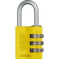 ABUS 145/30 Yellow