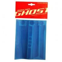 Защита - наклейки Ghost (черная)