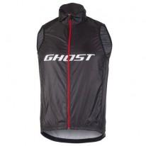 Жилет  Ghost Factory Racing  Vest BLK/RED/WTE - L