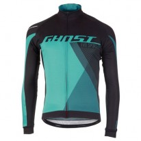Джерси Ghost Performance Evo long BLK/BLU/BLU - M