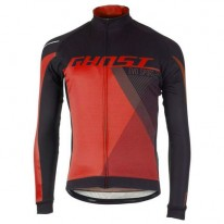 Джерси Ghost Performance Evo long BLK/RED, L