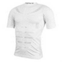 Термофутболка F WIND short sleeves white S-M, L-XL