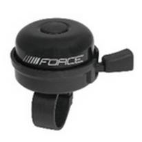 Звонок FORCE CLASSIC steel/plastic 22,2mm, black