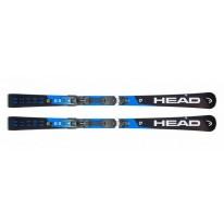 Лыжи+крепления HEAD 19 313288/100743 Supershape i.Titan SW + PRD 12 GW 163