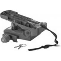 Адаптер для установки велокресла Hamax Caress на багажник