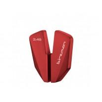 Ключ для спиц Birzman 3.45 мм, красный