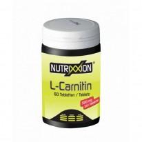 Nutrixxion L-карнітин Citrus 500 мг (жувальні таблетки), 60 шт