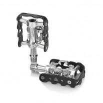 Педалі контактні XLC PD-S20, 322 гр, чорні ( без упаковки)