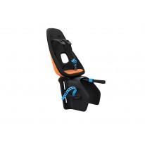 Детское велокресло на багажник Thule Yepp Nexxt Maxi Universal Mount Vibrant Orange (Orange)