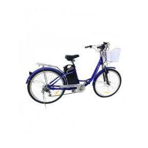 """Электровелосипед дорожный 26"""" Kelb.Bike 250W+PAS Фото №1"""