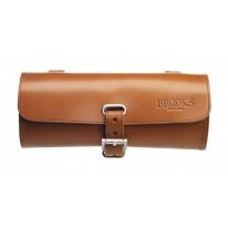 BROOKS Challenge Tool Bag Aged Dark Tan